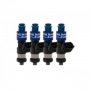 FIC 1100cc High Impedance Fuel Injectors for Subaru WRX/STi