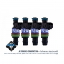 FIC 1050cc SP Line High Impedance Fuel Injectors for Subaru WRX/