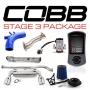 Mitsubishi Evo X Stage 3 Power Package w/ Quad-Tip Exhaust w/ V3
